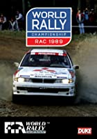 R.A.C. Rally 1989