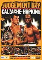Calzaghe Vs Hopkins - Judgement Day