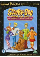 Scooby-doo Where Are You! Complete 1st And 2nd Seasons