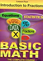 Basic Maths - Adding Fractions