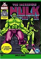 The Incredible Hulk - Series 2 - Complete