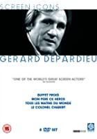 Gerard Depardieu - Screen Icons Collections