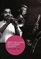 Gerry Mulligan/Art Farmer Quartet - Live In Rome