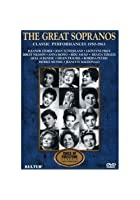 The Great Sopranos - Voice Of Firestone Performances