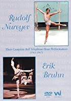 Rudolf Nureyev And Erik Bruhn - Their Complete Bell Telephone Hour Performances - 1961-67