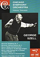 Chicago Symphony Orchestra - Historic Telecasts - George Szell