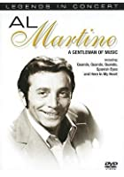 Al Martino - Legends in Concert