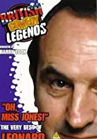 Legends Of British Comedy - Very Best Of Leonard Rossiter