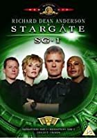 Stargate S.G. 1 - Series 6 - Vol. 26 - Redemption Part 1 And 2 / Descent / Frozen