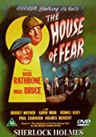 Sherlock Holmes And The House Of Fear