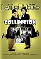 Laurel And Hardy Collection - Vol. 6