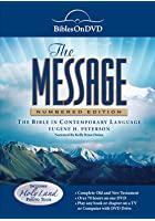 The Message - Numbered Edition - The Bible In Contemporary Language