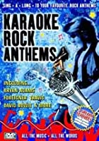 Karaoke - Rock Anthems