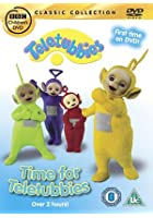 Teletubbies - Time For Teletubbies