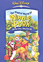 Magical World Of Winnie The Pooh - Vol. 1 - All For One And One For All