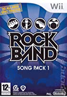 Rock Band Song Pack 1