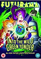 Futurama - Into The Wild Green Yonder