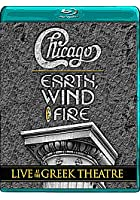Chicago/Earth, Wind And Fire - Live At The Greek Theatre