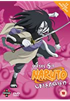 Naruto Unleashed - Series 5 Vol. 1