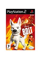 Disney&#39;s Bolt