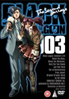 Black Lagoon - Second Barrage - Vol.3