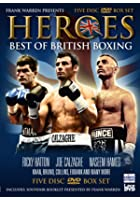 Heroes - Best Of British Boxing