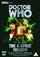 Doctor Who - E-Space - Warrior&#39;s Gate / Full Circle / State Of Decay