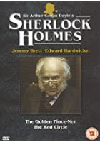 The Sherlock Holmes Catalogue - The Golden Pince-Nez / The Red Circle