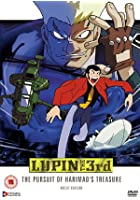 Lupin The Third - The Pursuit Of Harimao