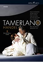 Tamerlano - Handel - Recorded Live At The Teatro Real Madrid March And April 2008