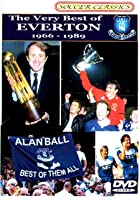 The Very Best Of Everton 1966-1989