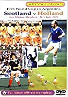 1978 World Cup - Scotland Vs Holland