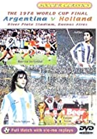 1978 World Cup Final - Argentina Vs Holland