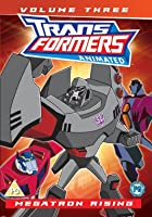 Transformers Animated Vol.3 - Megatron Rising