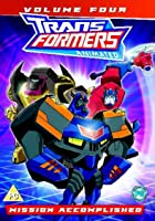 Transformers Animated Vol.4 - Mission Accomplished
