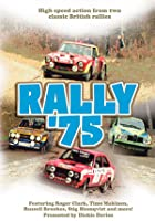 British Rallying 1975
