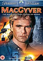 MacGyver - Season 5