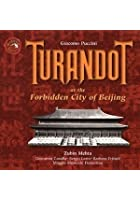 Turandot At The Forbidden City Of Beijing