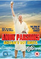 Andy Parsons Britain's Got Idiots Live