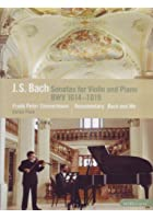 Johann Sebastian Bach - Sonatas For Violin And Piano