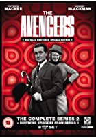 The Avengers - Series 2 And Surviving Episodes From Series 1