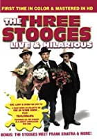 The Three Stooges - Live And Hilarious