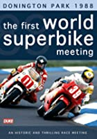 The First World Superbike Meeting - Donnington Park 1988