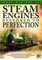 Steam Trains Restored To Perfection
