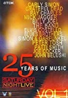 Saturday Night Live - 25 Years Of Music - Vol. 1