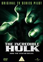The Incredible Hulk - The TV Pilots