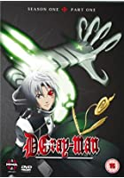 D Gray Man - Series 1 - Part 1