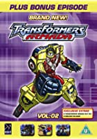 Transformers Armada - Vol. 2 - The Decepticons Strike Back