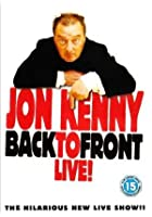 Jon Kenny - Back To Front - Live
