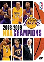 NBA - NBA Champions 2008-2009 - Los Angeles Lakers